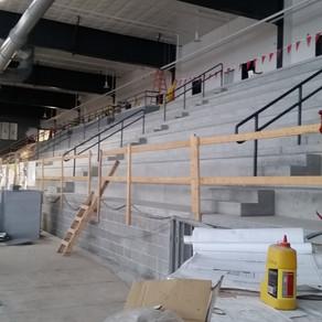 West Fargo Hockey Facility Progress