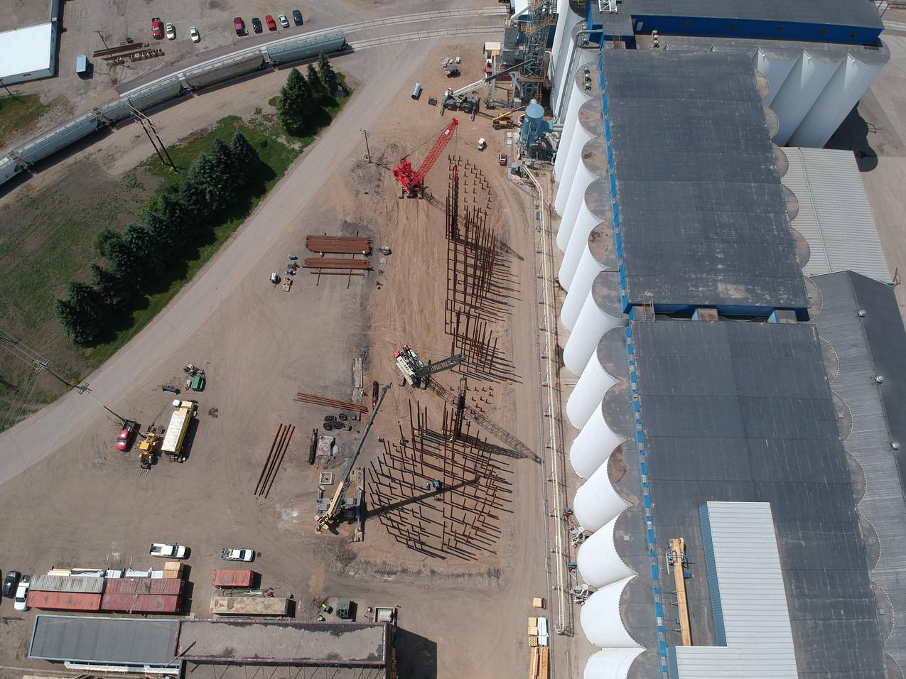 Silo Construction 2