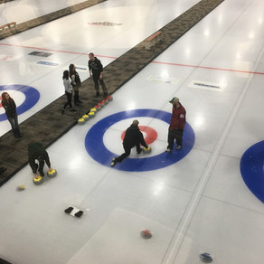 HE Holiday Party - Curling Night