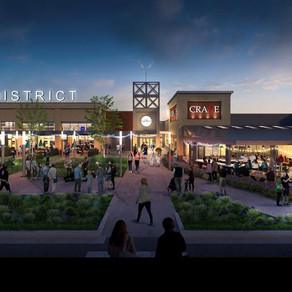 West Acres mall announces 'The District at West Acres' — 30,000 square feet of restaurants,