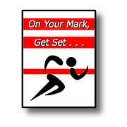 On Your Mark Get Set