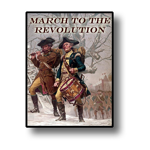 March to the Revolution - quartets