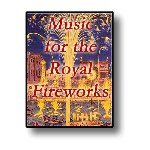 Music for the Royal Fireworks - quartets