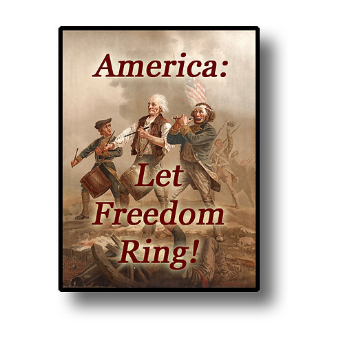 America: Let Freedom Ring