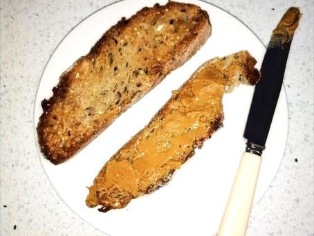 Petit déjeuner riche en protéines