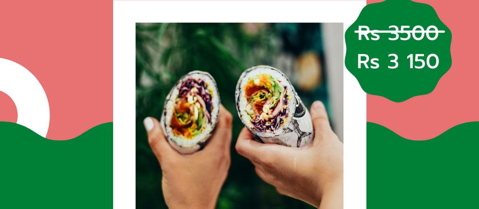 Vegan: mariez équilibre et gourmandise…
