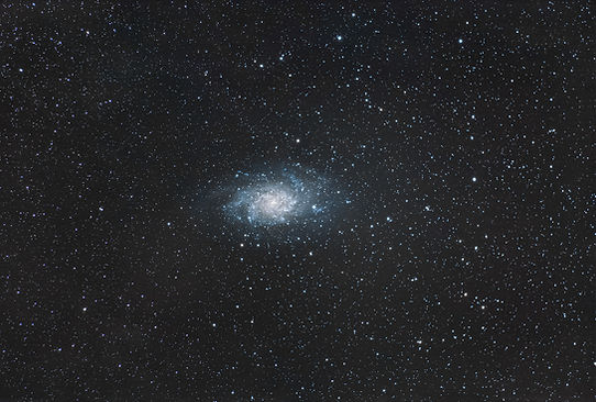 M33 galaxie galaxy triangleastrophoto astro klape corse night sky