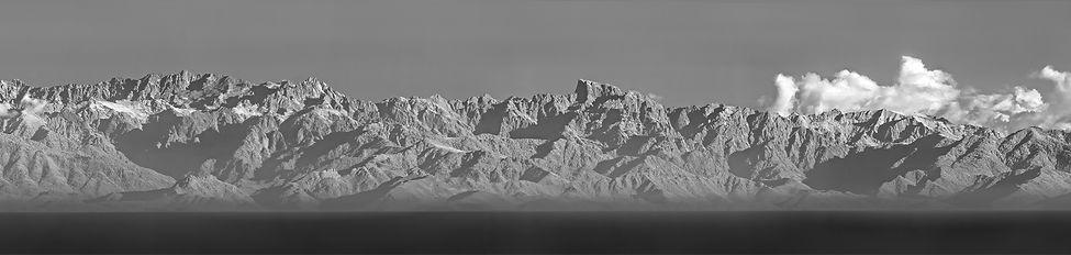 panorama klape corse vue var chiran greolière les neiges