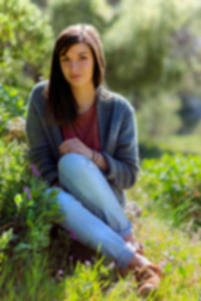 Portrait nature marseille shallow depth fiel 85mm samyang