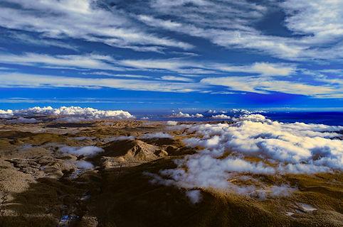 Signes toulon infrarouge vue du ciel mer aerial infrared
