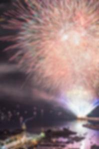 la ciotat feux d'artifice mer 14 juillet