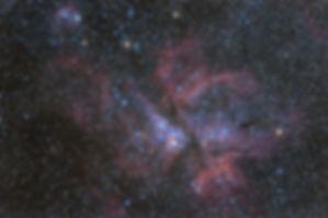 nébuleuse carenae carène astrophoto nuit