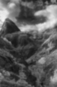 mafate cirque la réunion infrarouge klape paysage cirque salazie