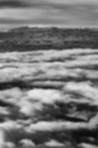 mont ventoux klape provence photo aérienne klape nuage noir et blanc géant provence