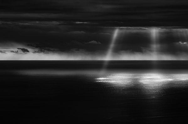 océan indien la réunion infrarouge infrared sea mer light sun cloud