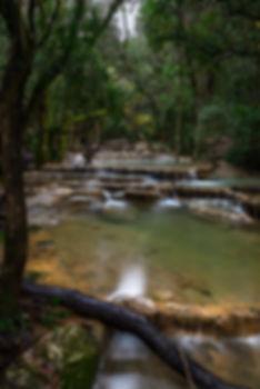 huveaune river rivière source eau sainte baume klape paca photo