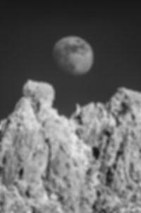 Spusata vico corse levé Lune monagne sorru corsica