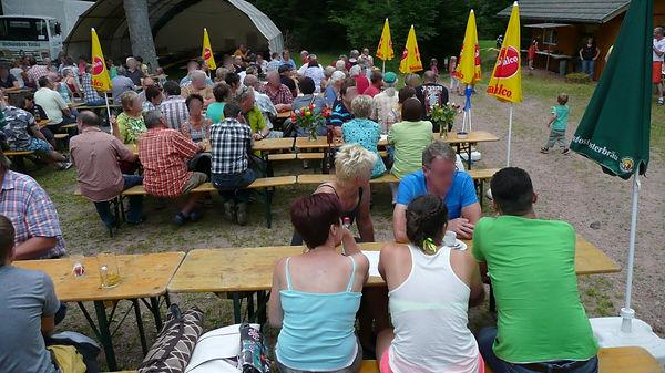 Schützenwaldfest der Schützengesellschaft Schramberg