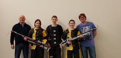Luftgwehr Meistermannschaft 2020 Kreisob