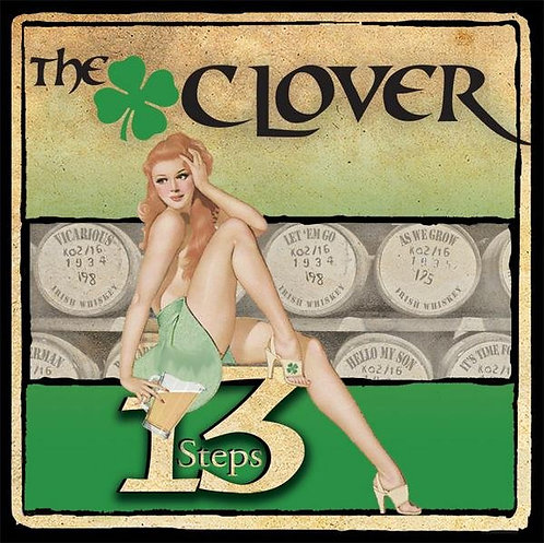 The Clover - 13 Steps CD