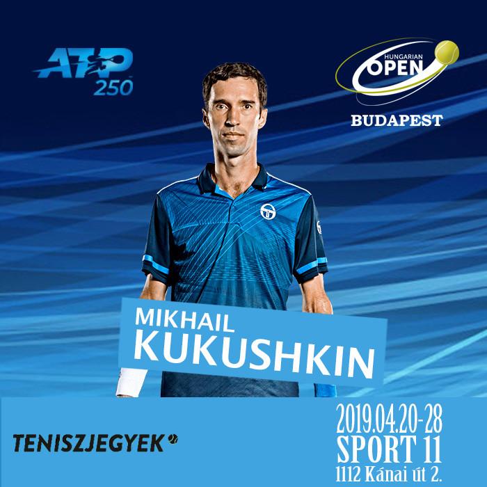 Mikhail Kukushkin
