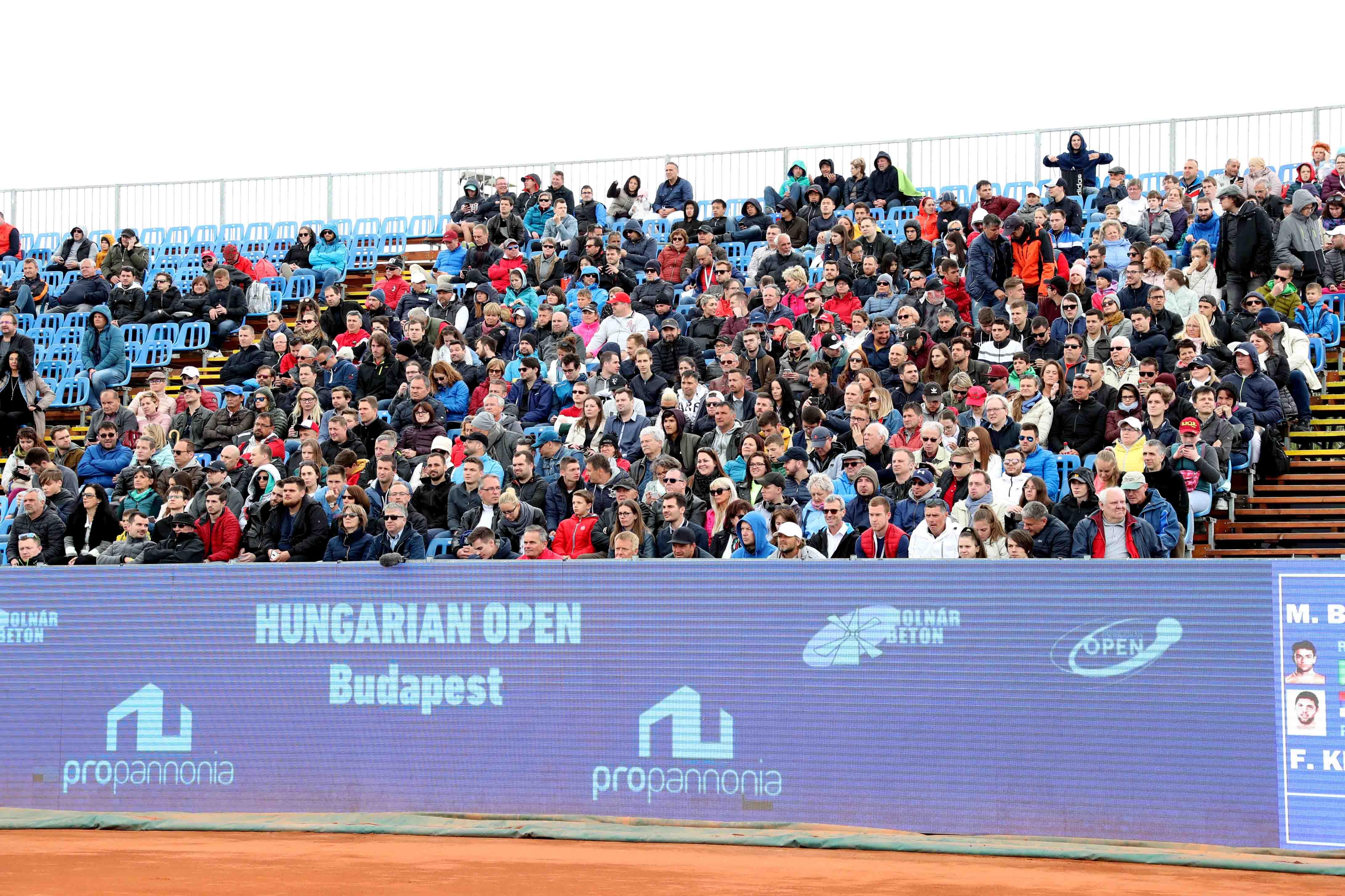 Elmarad a Hungarian Open