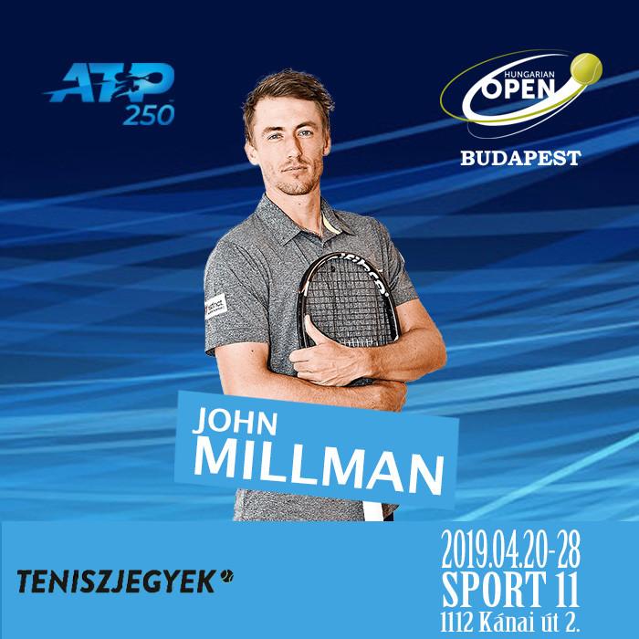 John Millman
