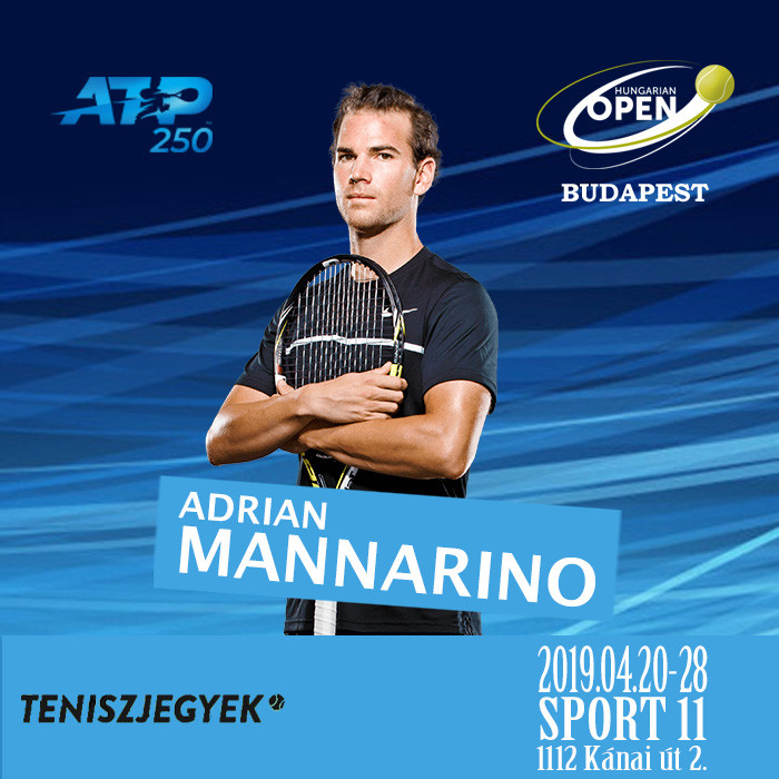 Adrian Mannarino