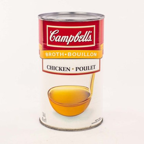 Chicken Broth - Campbell's 12 x 1.36L