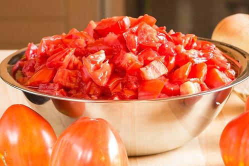 Diced Tomatoes - Kraft 6 x 2.84L