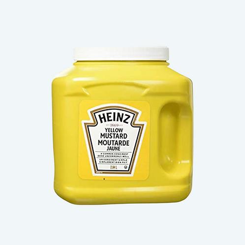 Mustard - Heinz  4 x 2.8L