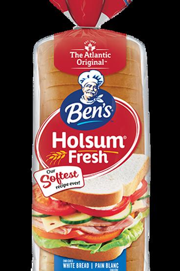 Ben's White Bread