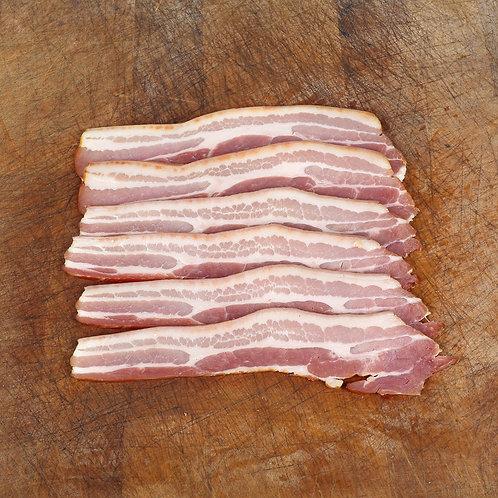 Natural Smoked Bacon, layer pack, bulk 5 kg box