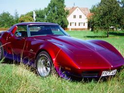 Corvette 76 Komplettumbau