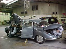 BMW 501/502 Bj.60
