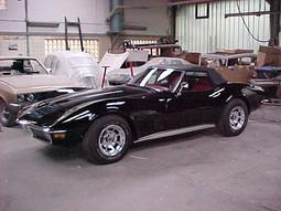 Corvette Cabrio '70