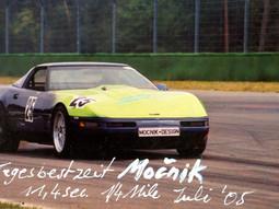 Corvette C4 Tagesbestzeit