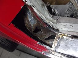 Porsche 911 Bj.82 Teilrestauration