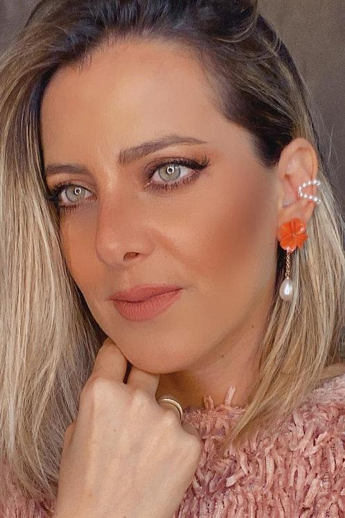 Brinco Flor