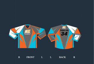 2016 Team Jersey 디자인 투표