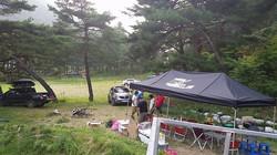 제천 캠프중