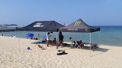 여름 양양해변캠프