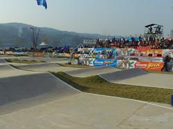 국내최초의 광나루 경기장