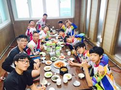 제천 여름캠프 옥성식당
