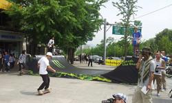 battle at the ramp- itaewon city