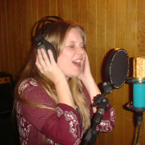 Recording solo EP