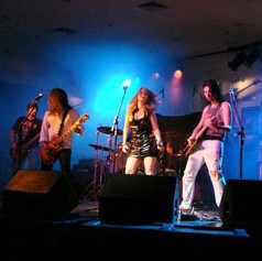 Heartbreak Boulevard live at Hard Rock Cafe RJ