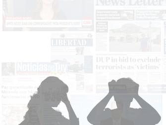 Las Noticias nos Informan o Deforman