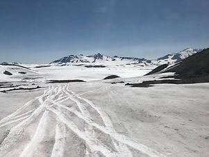 снегоходные туры Камчатка