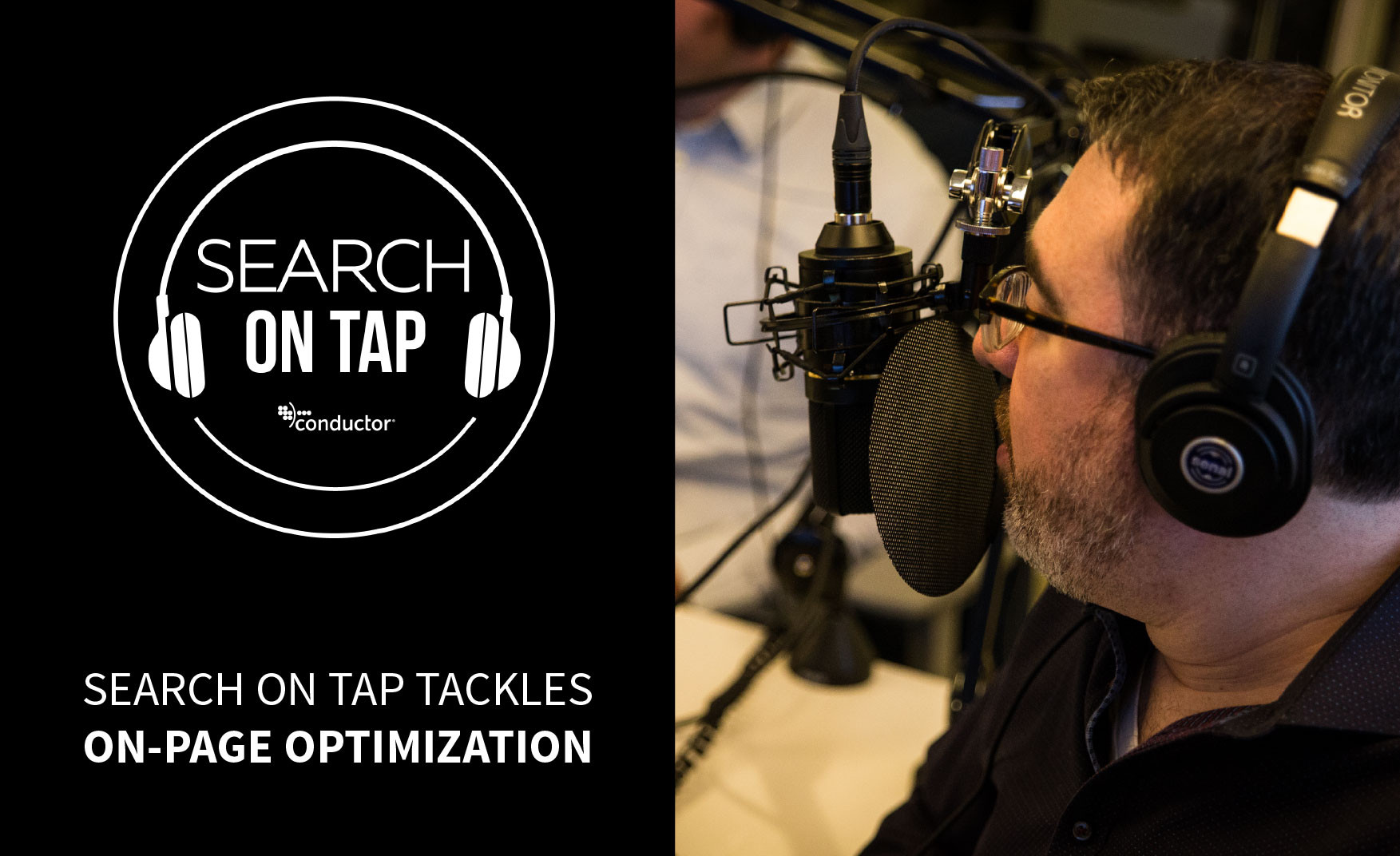 On-Page Optimization for All! - Search On Tap Podcast - Ep 7
